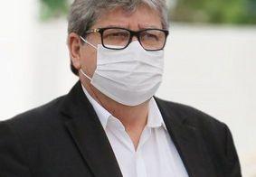 João Azevêdo confirma nova remessa de vacinas para Paraíba até sábado