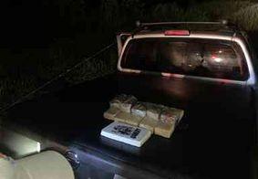 Após perseguição e troca de tiros, PM apreende carro roubado e drogas em João Pessoa
