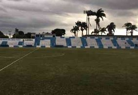 Estádio Sílvio Porto pode ser interditado