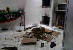Menina de 12 anos morre após incêndio com lareira no RS