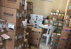 Mais de 30 mil medicamentos vencidos são encontrados no Conde e MPPB instaura inquérito