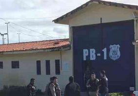 Foragido do PB1 é recapturado com duas armas, em João Pessoa