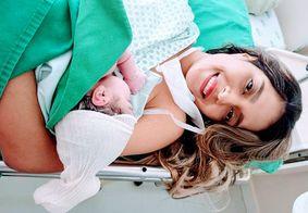 Jovem dá à luz após confundir gravidez com gastrite