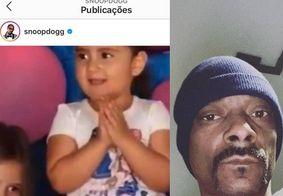 Meme da Maria Antônia e Maria Eduarda vai parar no perfil do Snoop Dogg; confira