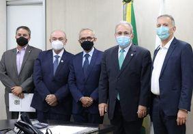 Ministro da Saúde vai visitar hospitais da Paraíba nesta sexta (16)