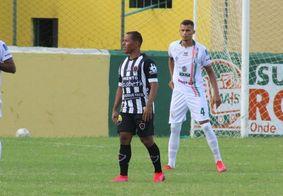 Marcos Aurélio, autor do gol