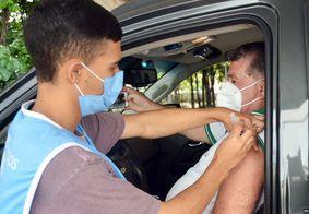 Vacinação em João Pessoa será suspensa