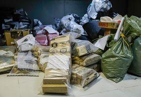 Polícia Civil incinera 2,5 toneladas de drogas apreendidas na Grande João Pessoa