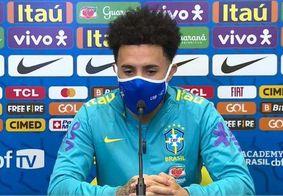 Eliminatórias: Malcom e Claudinho não enfrentam o Chile