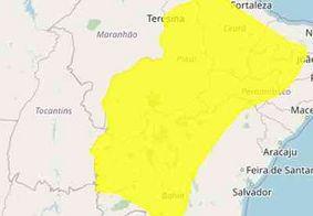 Inmet emite alerta de baixa umidade para 139 cidades da Paraíba