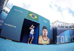 Paraibano estreou neste ano, nos Jogos Olímpicos.