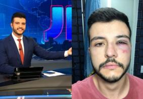 Jornalista que apresentou JN é agredido após reagir a assalto em Brasília