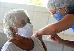 João Pessoa inicia aplicação de 2ª dose da vacina em instituições de longa permanência