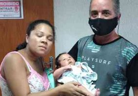 Agente da Polícia Civil salva vida de bebê engasgado em delegacia na PB