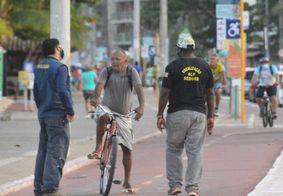 PMJP intensifica fiscalização nas praias e mercados neste fim de semana
