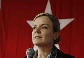 Gleisi Hoffmann terá reunião com Ricardo Coutinho sobre apoio a Lula