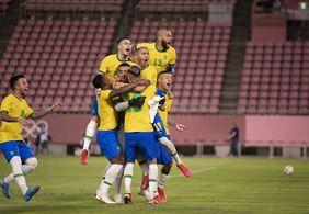 Goleiro Santos brilha e Brasil está na final das Olimpíadas