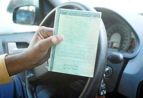 Proprietários de veículos têm 10 dias para pagar e comprovar isenção do IPVA na PB