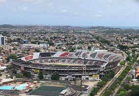 Estádio do Arruda, em Recife
