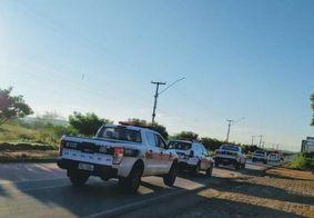 Polícia Militar prende acusado de roubo no Litoral Sul da Paraíba