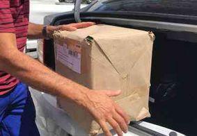 Polícia derruba esquema de tráfico de cocaína pelos Correios