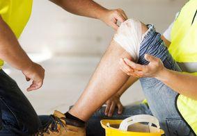 Doenças e acidentes de trabalho afastam seis trabalhadores por dia na Paraíba