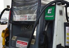 Gasolina em JP tem variação de R$ 0,26