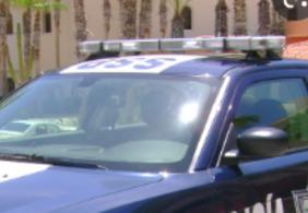 Policiais são flagrados fazendo sexo dentro de viatura