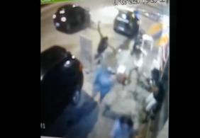 Criança de 5 anos baleada permanece grave em João Pessoa