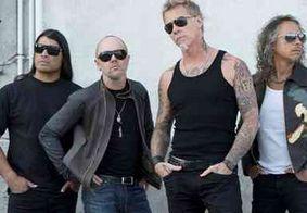 Ingressos para show de Metallica no Brasil são vendidos a partir desta quinta-feira (22)