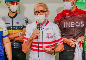 Circuito de ciclismo da PB-008 foi inaugurado nesta quinta (5).