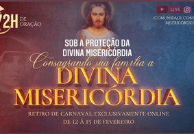 Retiro da Comunidade Católica Consolação Misericordiosa