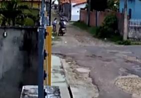 Vídeo: com golpe de capoeira, menina de 11 anos torce braço de criminoso durante assalto no Piauí