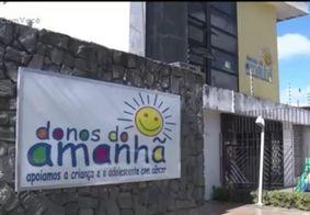 Sede da Associação Donos do Amanhã, em João Pessoa